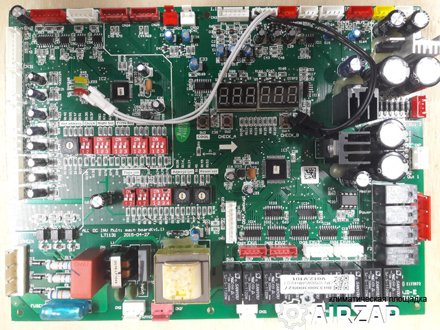 Плата управления наружного блока VRF 803300300927