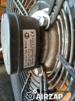 Вентилятор для конденсаторного блока