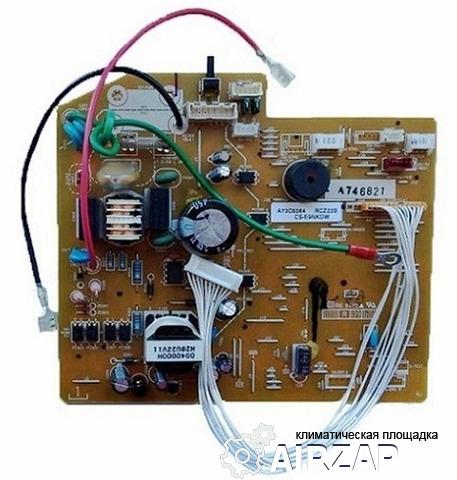 Плата управления (MAIN) внутр. блока кондиционера Panasonic модели CS-W18NKD CWA73C6187