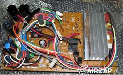 Плата управления (MAIN) наружного блока кондиционера Panasonic модели CU-E18MKD CWA73C5605R