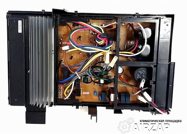 Плата управления (MAIN) наружного блока кондиционера Panasonic модели CU-HE9PKD CWA73C7183R