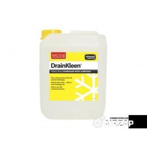 Средство прочистки каналов отвода конденсата на кислотной на основе DrainKleen 5 литров