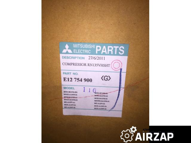 E12754900 компрессор Mitsubishi Electric