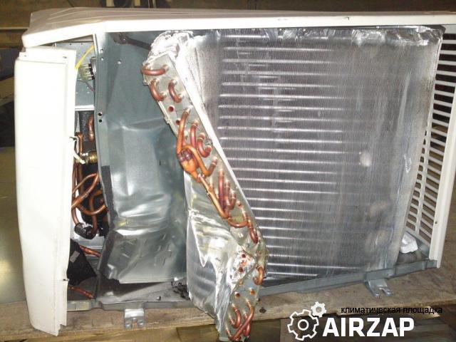 Диагностика и ремонт климатического оборудования