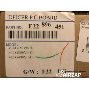E22896451 плата наружного блока MU-GD80VB
