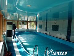 Ремонт осушителей воздуха в бассейне