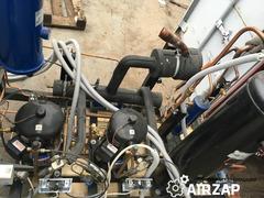 Агрегат 2х компрессорный, выносной холод