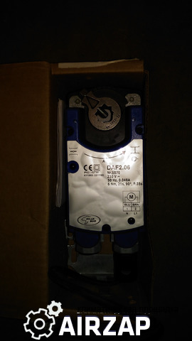 Электропривод DAF2.06