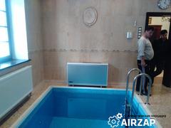 Ремонт осушителей в бассейне